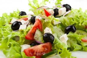 Vylepšite si letné zeleninové šaláty